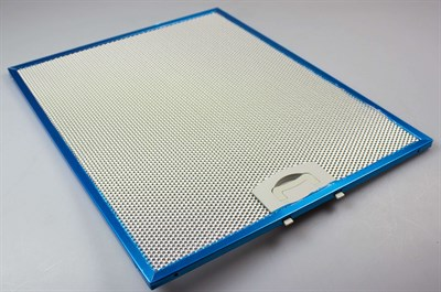 Metal filter, Ardo cooker hood - 8 mm x 350 mm x 285 mm