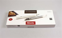 Telescopic oven rails, Miele cooker & hobs (suitable for pyrolysis)