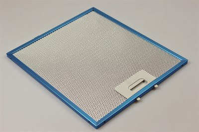 Metal filter, AMANA cooker hood - 8 mm x 266 mm x 304 mm