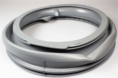 Door seal, Husqvarna-Electrolux washing machine - Rubber
