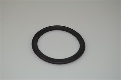 Filter seal, AEG-Electrolux washing machine - Black
