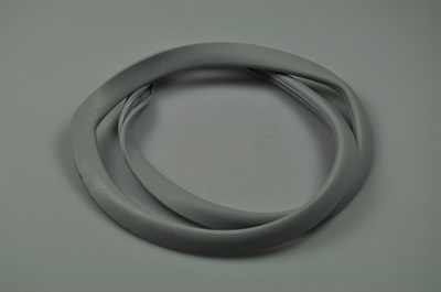 Door seal, AEG tumble dryer - 34 - 39 mm