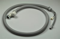 Aqua-stop inlet hose, AEG dishwasher - 1800 mm