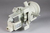 Drain pump, Asko industrial washing machine