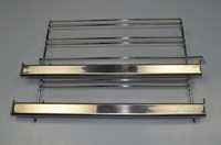 Shelf support, Juno-Electrolux cooker & hobs (left, with 2 rail guides)