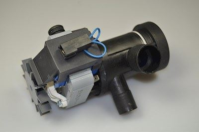 Drain pump, AEG washing machine - 24 - 34 mm