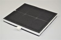 Carbon filter, Siemens cooker hood - 258 mm x 226 mm