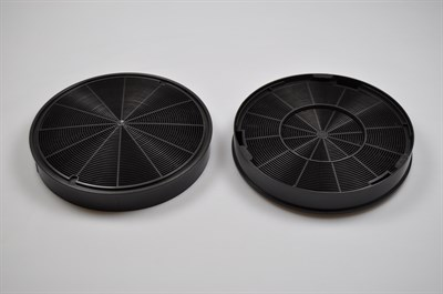 Carbon filter, AEG-Electrolux cooker hood - 195 mm (2 pcs)