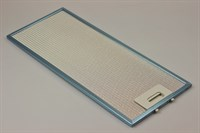 Metal filter, Gorenje cooker hood - 7 mm x 465 mm x 195 mm