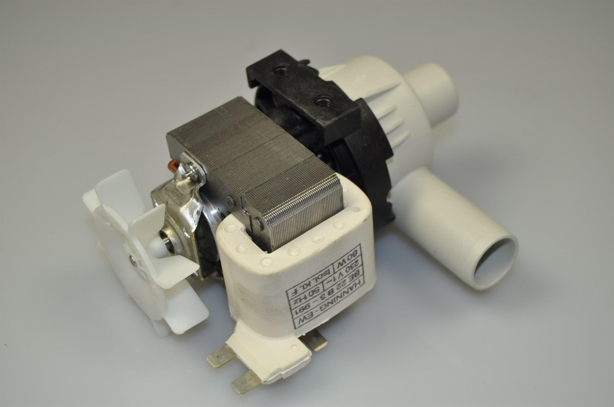 Drain Pump Miele Dishwasher 230v