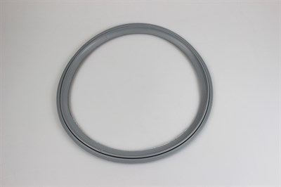 Door seal, Indesit tumble dryer - Rubber