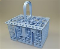Cutlery basket, Ariston dishwasher - 115 mm x 160 mm
