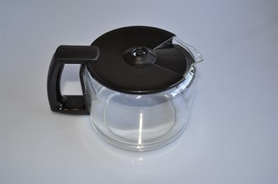 Glass jug, Krups coffee maker - Black
