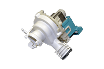 Drain pump - Zanker - Dishwasher