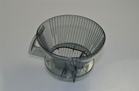 Filter holder basket, Melitta coffee maker - Clear