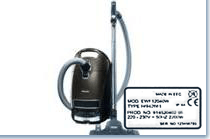 Model number Vacuum cleaner