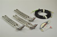 Heating element, Electrolux industrial washing machine