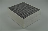 Carbon filter, Siemens cooker hood - 100 mm (1 pc)