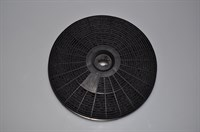 Carbon filter, Euromatic cooker hood - 200 mm