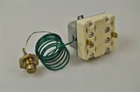 Safety thermostat, Angelo Po industrial cooker & hob