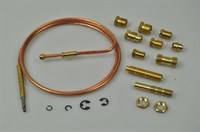 Thermocouple, Universal industrial cooker & hob