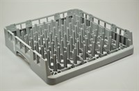 Plate tray, Universal industrial dishwasher - 101 mm x 500 mm x 500 mm