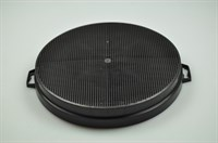 Carbon filter, Voss cooker hood - 210 mm (1 pc)