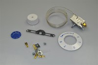 Service thermostat for refrigerator, Universal fridge & freezer