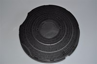Carbon filter, Voss cooker hood - 240 mm