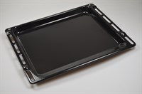 Oven baking tray, Whirlpool cooker & hobs - 35 mm x 450 mm x 375 mm